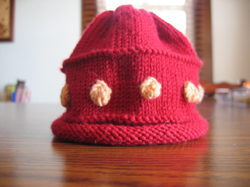 Fire Hydrant Hat